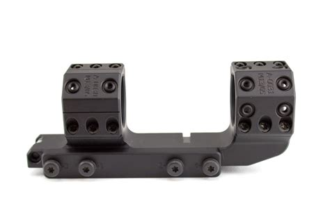 one mount spuhr 30mm one cantilever picatinny scope mount sp