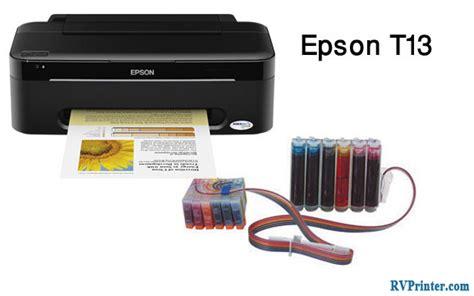 epson t13 general error resetter epson stylus sx130 nice performance with economic price