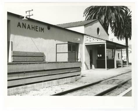 atchison topeka santa fe railway company depot anaheim