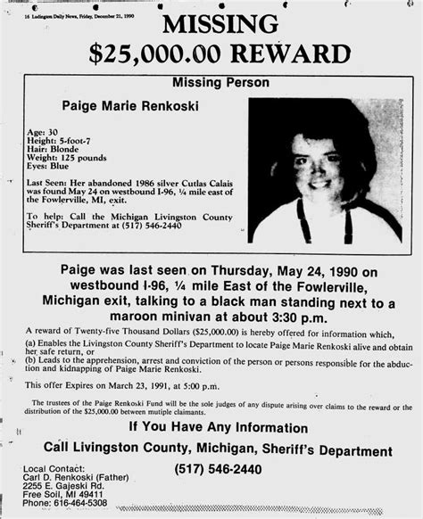 The Flat Tire Murders cold cases copy missing the possible beverly