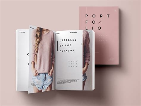 fashion design portfolio layout portfolio design to inspire 24 design templates to