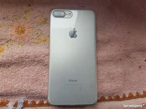 Iphone 7 Plus 128 Gb Silver apple iphone 7 plus 128 gb silver opole sprzedajemy pl