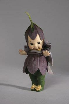 r wright kewpie crocus flower caper kewpies krazy for kewpie
