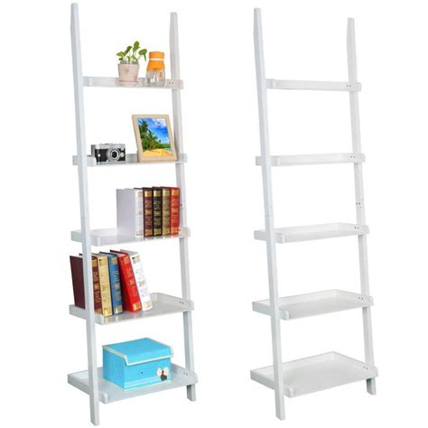 1000 ideas about ladder bookcase on ladder