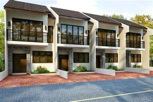 Townhome Designs by Own My Property Guide In The Philippines Common Types Of