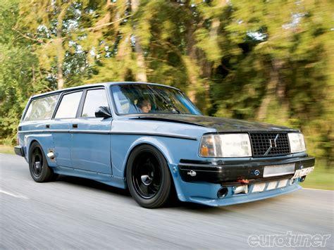 volvo wagon volvo 240 wagon custom image 108