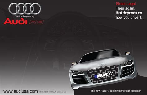 audi ad more information