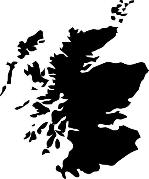 scotland outline clip art  clkercom vector clip art