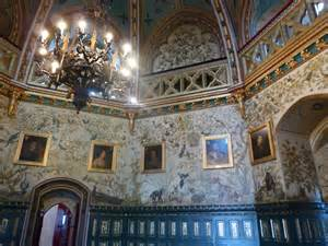 Interior Of Drawing Room Picture - file drawing room walls castell coch jpg wikimedia commons