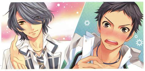 subaru brothers conflict brothers conflict asahina subaru asahina iori embarrassed