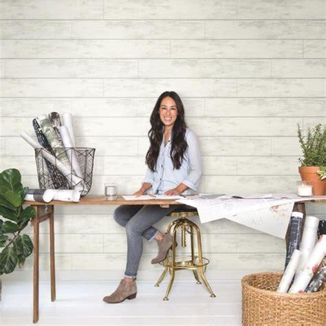 magnolia homes wallpaper joanna gaines shiplap wallpaper from magnolia home by york
