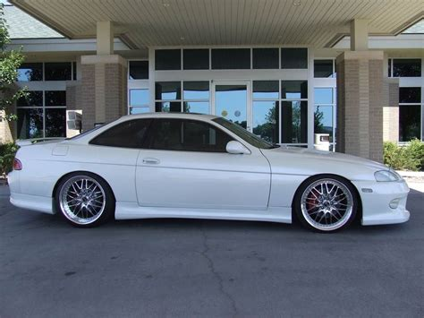 lexus sc400 tuned lexus sc300 5mt w jic front rear bumpers side skirts