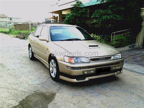 Toyota Corolla 2000 Automatic Toyota Corolla Gli Automatic 1 6 Vvti 2000 For Sale In