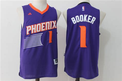 Jersey Nba Setelan Suns Devin Booker new suns 1 devin booker purple swingman jersey cheap sale