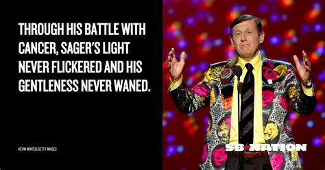 darkest hour jacksonville even in his darkest hour craig sager kept making us smile