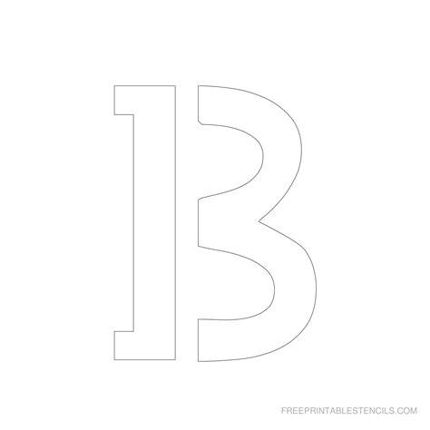 printable alphabet letter stencils printable 4 inch letter stencils a z free printable stencils