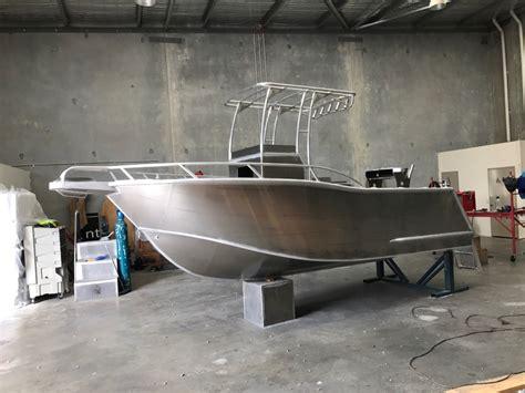 aluminum boats for sale malaysia new preston craft 5 5m centre console trailer boats