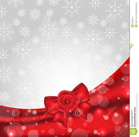 festive background  gift bow  rose royalty