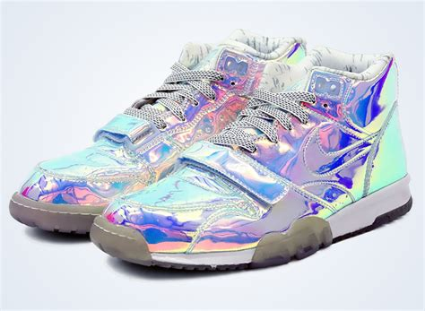 Sepatu Sneakers Nike Air 1 Hologram nike air trainer 1 quot superbowl quot sneakernews