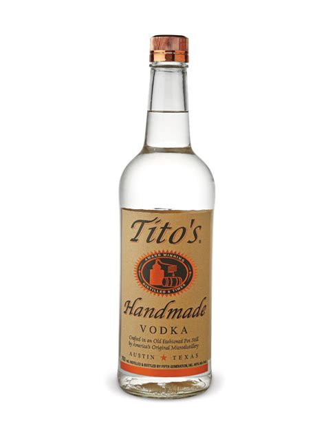 Titos Handmade Vodka - tito s handmade vodka lcbo