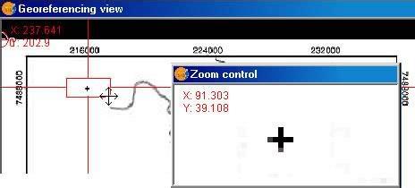 tutorial georreferenciamento qgis gvsig 1 9 georreferenciamento de um raster