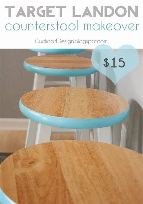 Diy Bar Stool Makeover by Diy 15 Target Counter Stool Makeover Home