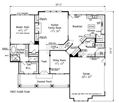 Kensington House Plan by Kensington Park Home Plans And House Plans By Frank Betz