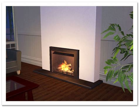 Sims Freeplay Fireplace by Holy Simoly Best Quality Free Sims 2 Downloads