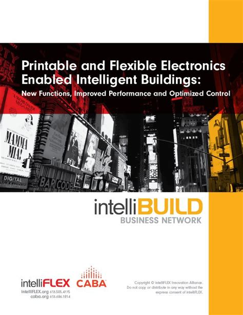 printable flexible electronics intelliflex white paper series