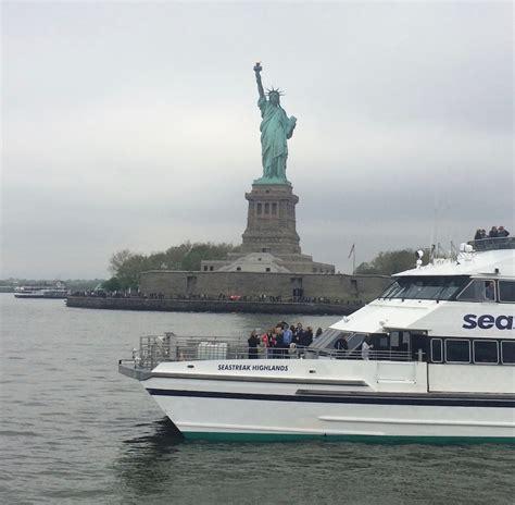 ferry ellis island a ferry ride to ellis island new york clich 233