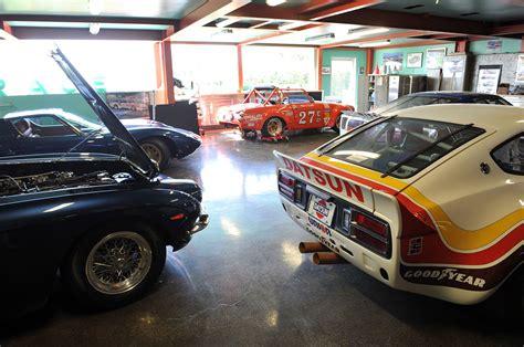 adam carolla s garage photo gallery autoblog