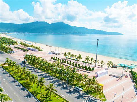 Beautiful Outdoor Showers - my khe beach da nang