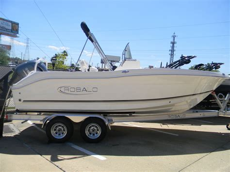 robalo boats houston houston new and used boats for sale