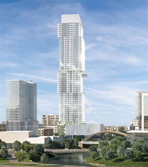 Fairmont Apartments In South Boston Va This 58 Story Jenga Tower Promises To Keep