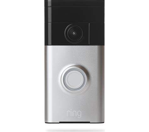 Ring Nikel buy ring doorbell satin nickel free delivery