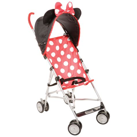 minnie mouse stroller minnie mouse umbrella stroller disney baby