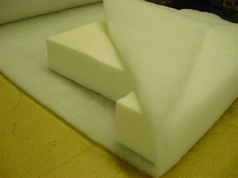 Upholstery Dacron Foam Pads For Couch Cushions Home Improvement