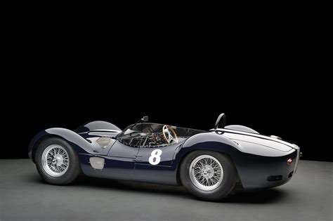 1960 Maserati Tipo 61 Birdcage Build Race Party