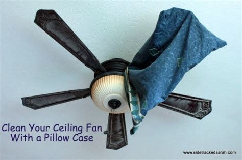 how to clean ceiling fans clean your ceiling fan without a mess