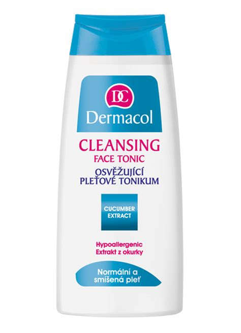 Tonics To Detox by Cleansing Tonic Dermacol Skin Care Care And