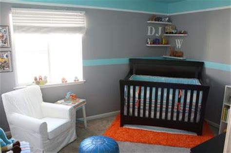 Decorating Ideas For Jungle Themed Nursery Baby Boy S Nursery Is An Infant S Playground