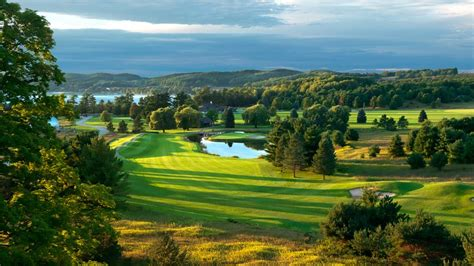 must play golf courses in southwestern michigan the monument golf course boyne mountain resort boyne