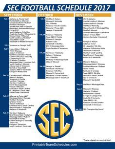 section 2 football schedule 2017 lsu tigers football schedule sec football college
