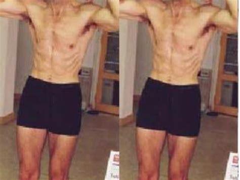 alimentazione per massa muscolare uomo il fisico secco e certi maestri