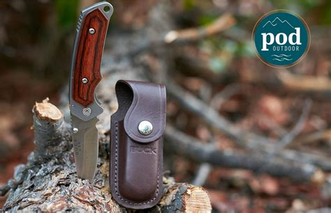 buck alpha review buck knives folding alpha with rosewood handle