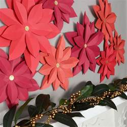 how to make paper decorations 25 best ideas about wall decorations on