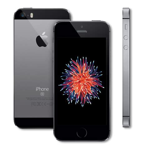 apple iphone se 16gb smartphone unlocked a1662 at t t
