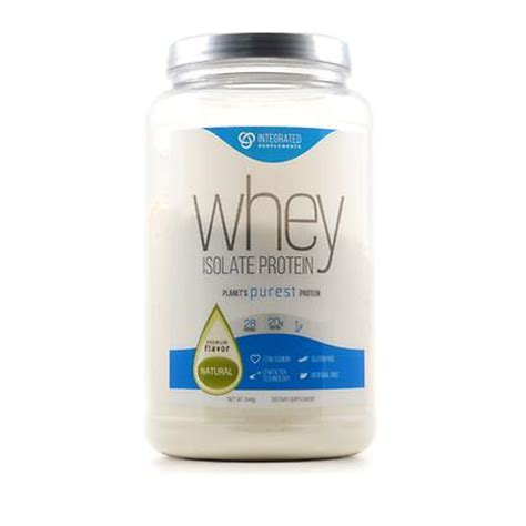 Suplemen Whey Isolate integrated supplements whey protein review labdoor