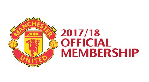 manchester united official 2017 official manchester united 2017 18 membership one united usa