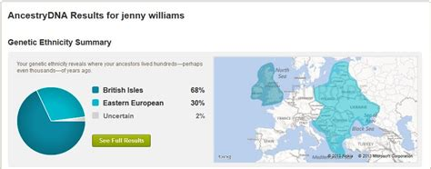 ancestry dna results follow up ancestrydna sometimes gives surprising results